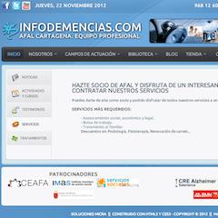 Infodemencias Cartagena