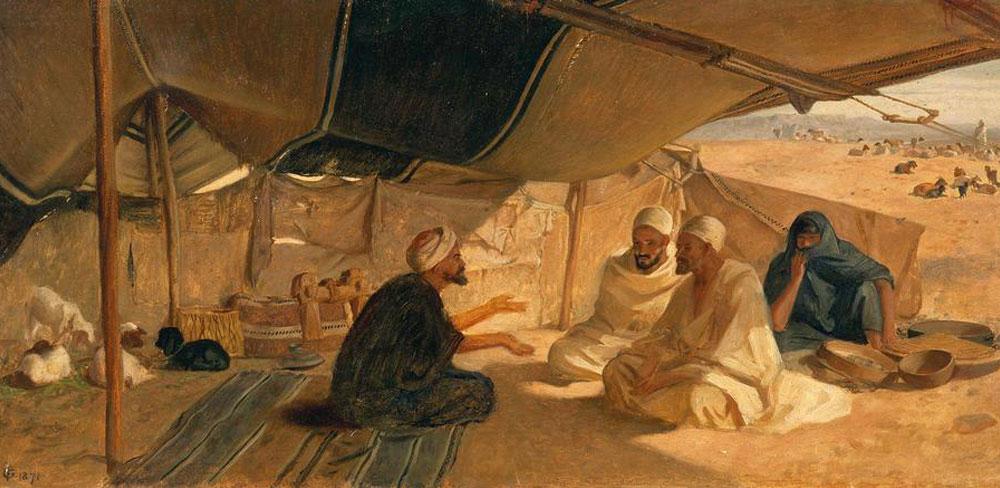 histoire musulmans