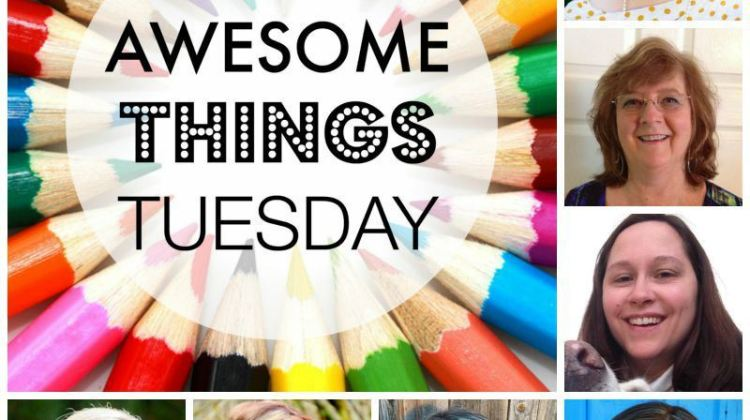 Awesome Things Tuesday: Party #100