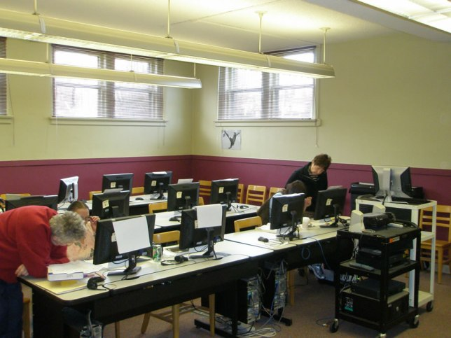 GED program at Albion District Library