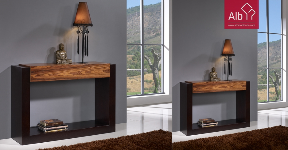 Corner Bed Contemporary Hall Furniture | Console Table | Coat Stand
