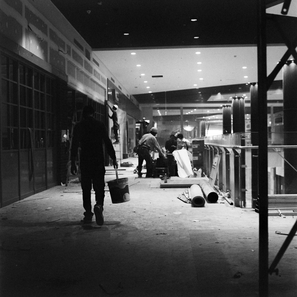 Kodak T-MAX 400 shot at EI25600