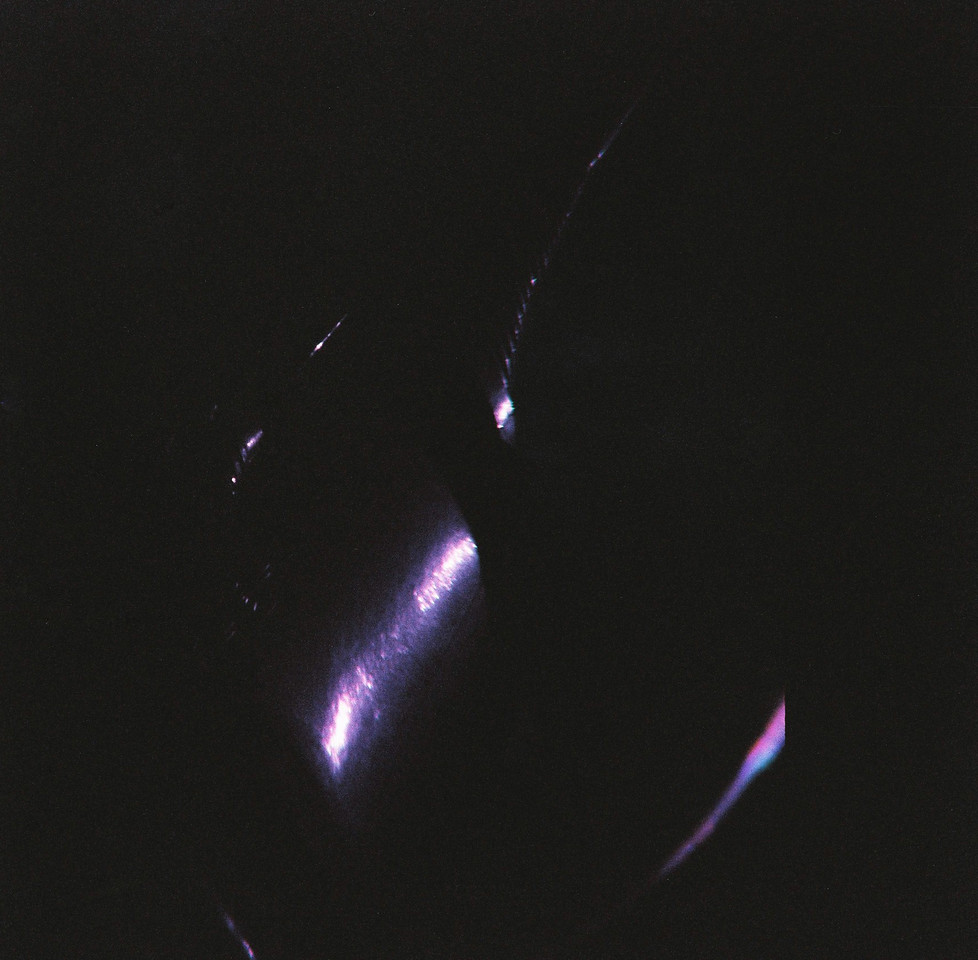 Nightshade - Shot on Lomochrome Purple XR 100-400 at EI 400. Color negative film in 120 format shot as 6x6.