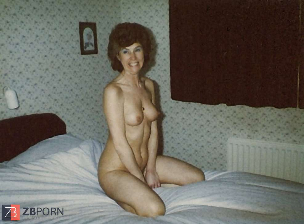 1960s amateur polaroid nude wives