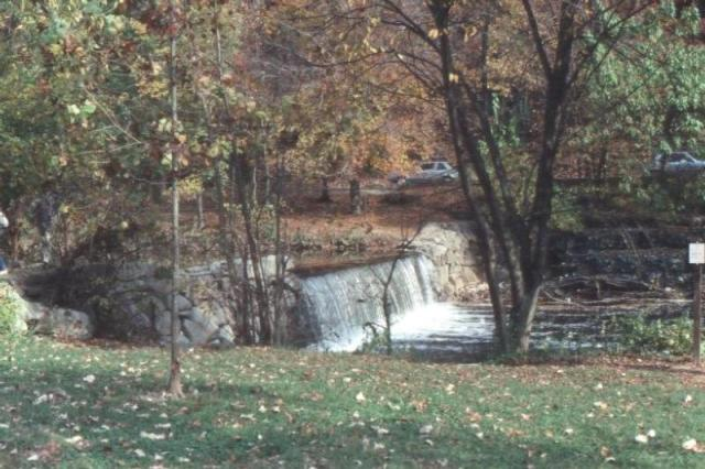rock creek waterfall