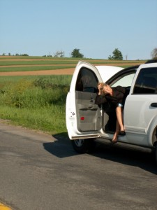 Roadside assistance service is done best by us!