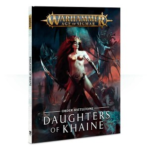 Battletome: Daughters of Khaine