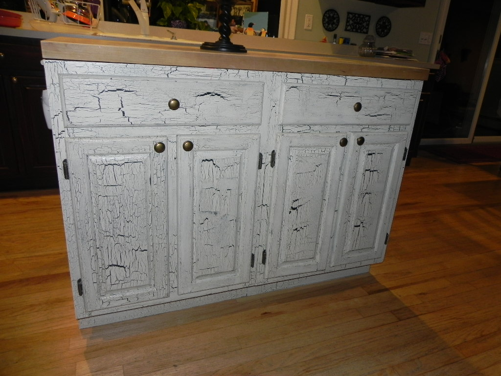Crackle Paint Kitchen Cabinets Alchemy Decorating Inc Images Of Our Creations