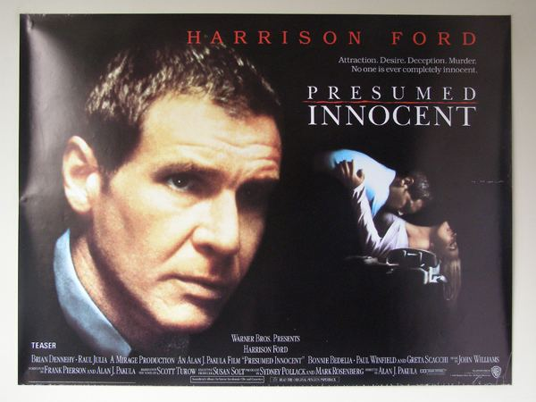 Presumed Innocent (film) - Alchetron, the free social encyclopedia