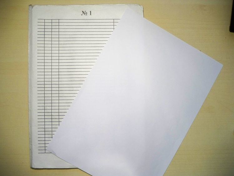 Ruled paper - Alchetron, The Free Social Encyclopedia - horizontal writing paper