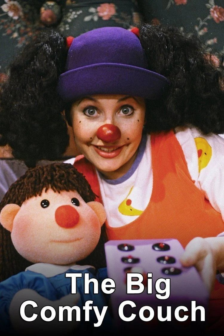 Big Couch Clown The Big Comfy Couch Alchetron The Free Social Encyclopedia