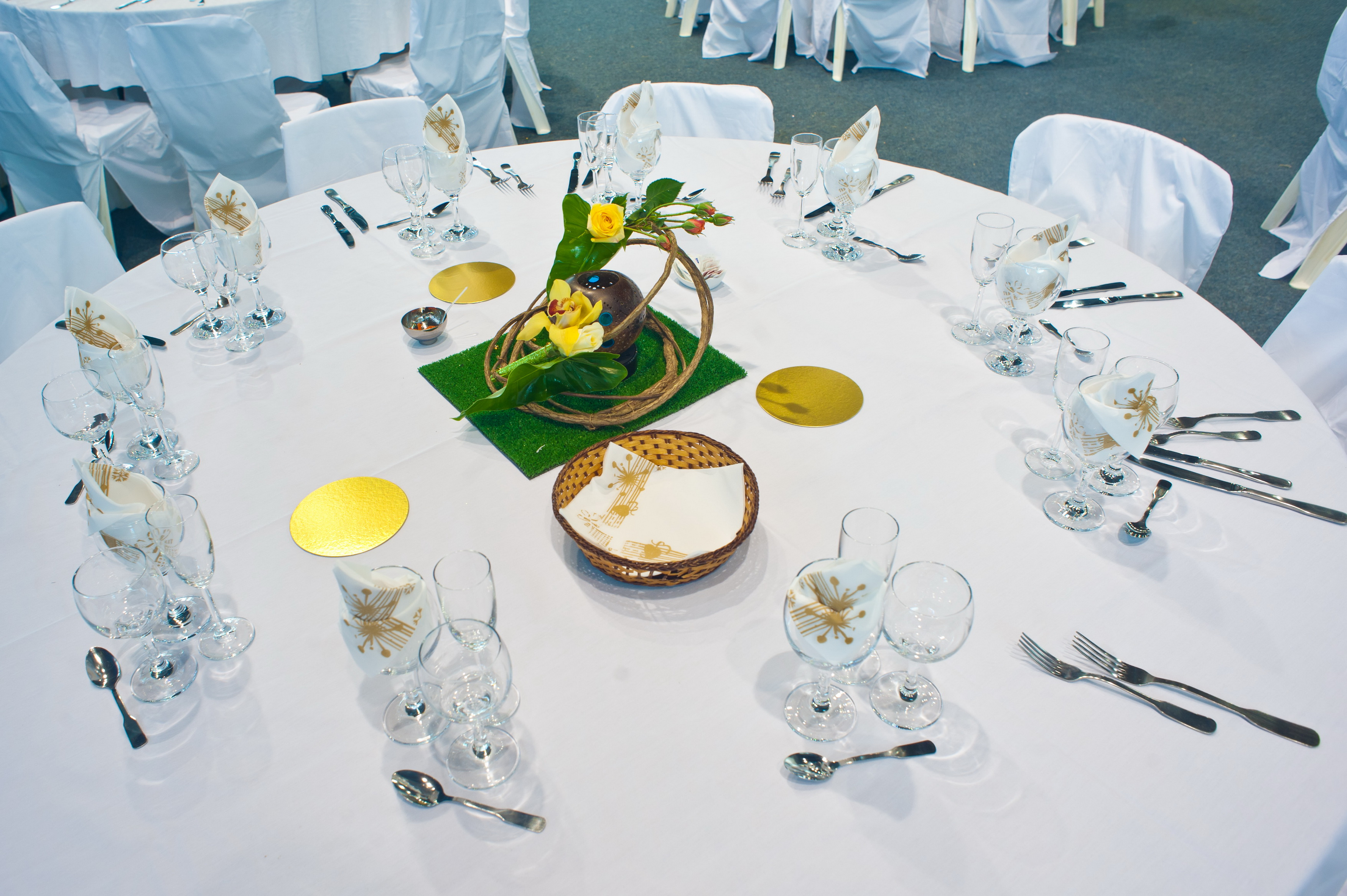 Decoration Mariage Guadeloupe Centres De Table Alchimy