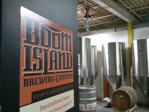 boom island brewhouse