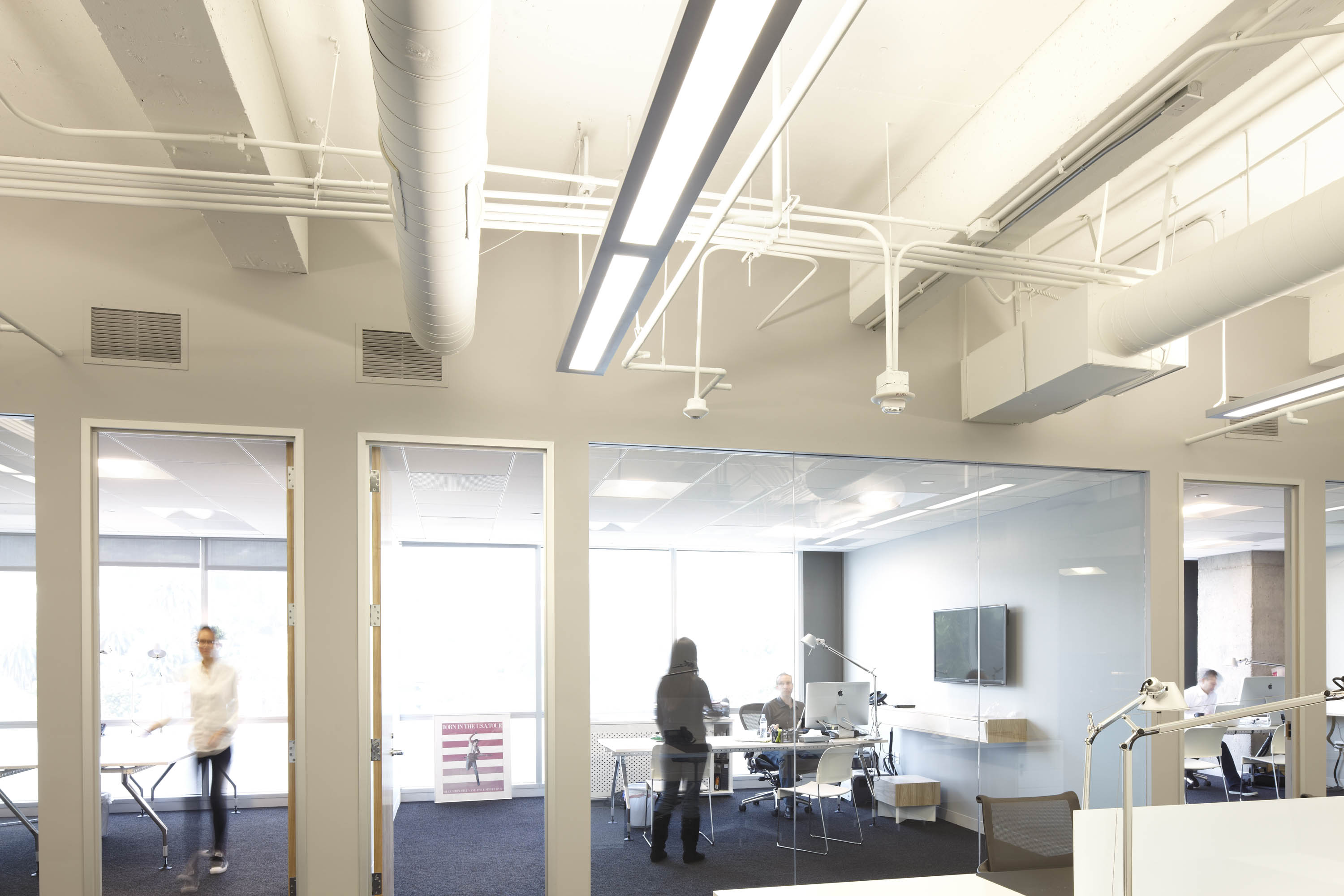 Office Lighting 2015 Dimmers Sensors And Energy Reduction Regulations
