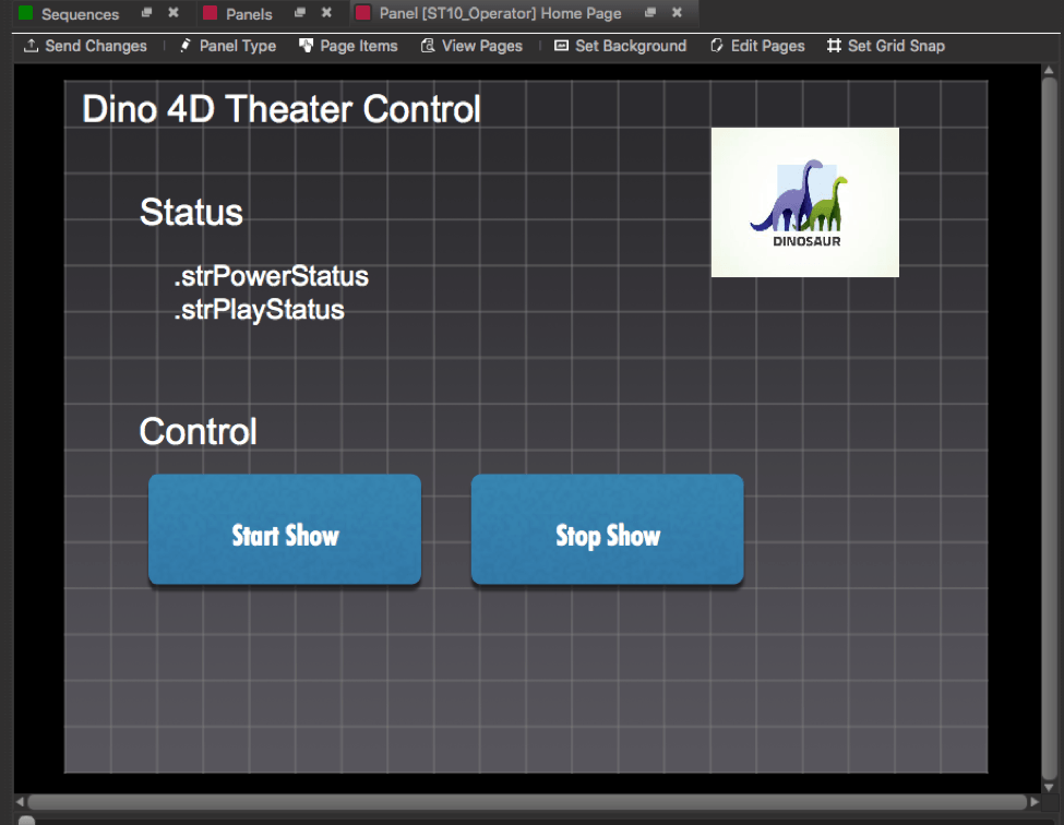 4D Theater - ShowTouch