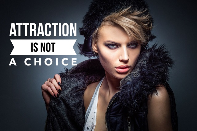 attraction is not a choice