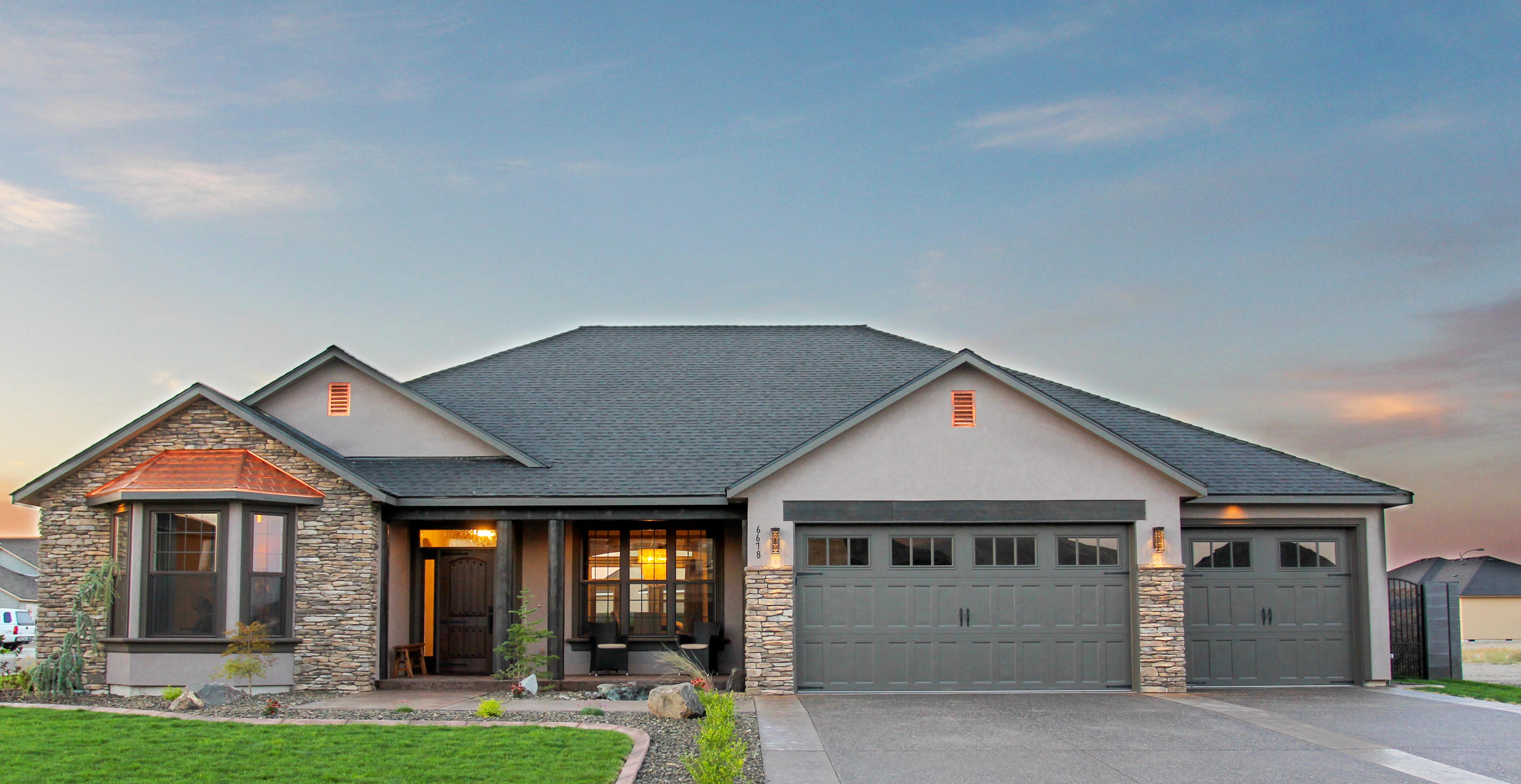 Garage Builders Tri Cities Wa Alderbrook Homes Where We Build