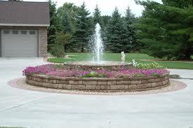 Transition Your Concrete Or Asphalt Roundabout Into A