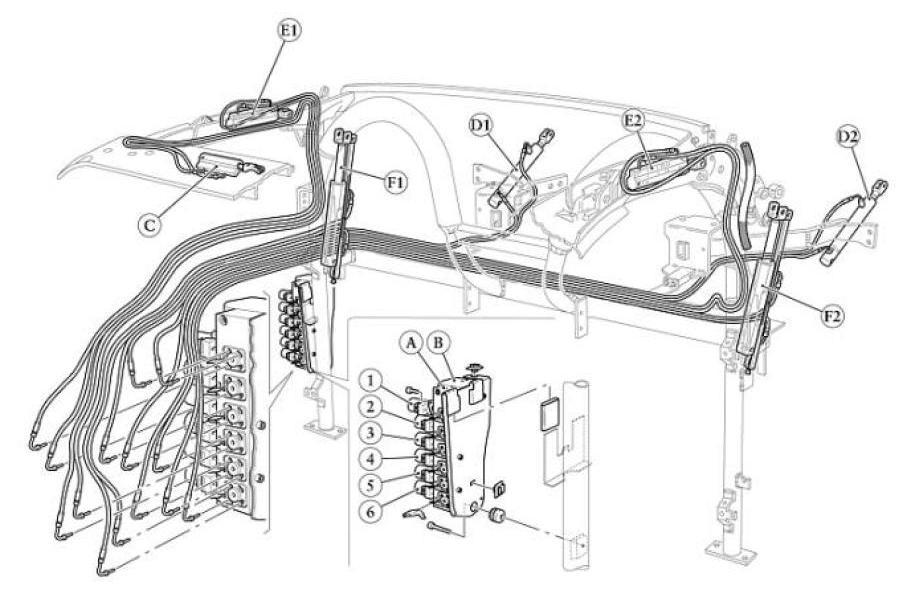 lfa Motor diagram