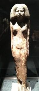 Ægyptisk fornem kvinde
