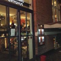 Nytårsmiddag i øllets tegn på Nørrebro Bryghus