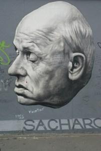East Side Gallery Sacharov