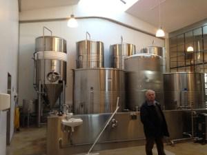 Braunstein Bryggeri Tanker