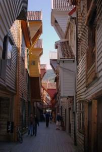 Bryggen Svalgang