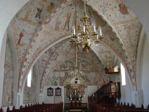 Keldby Kirke Inde