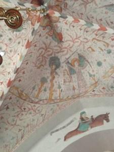 Keldby Kirke Syndefald og uddrivelse