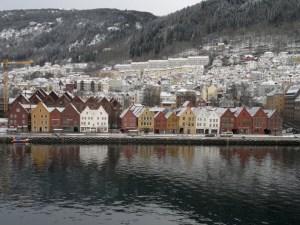 Udsigt Bryggen Hotel Admiral