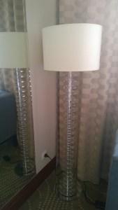 Alcron Hotel Lampe