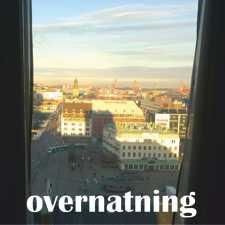 Overnatning Gøteborg 225