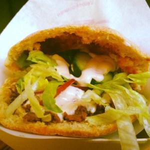 Shawarma Take and Eat