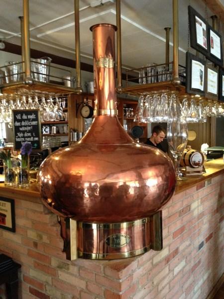 Bryggeri Skovlyst bar
