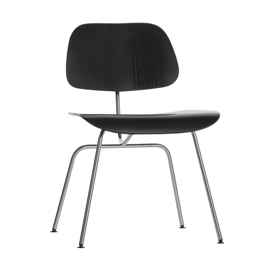 Silla Charles Eames Vitra Plywood Group Chair Dcm