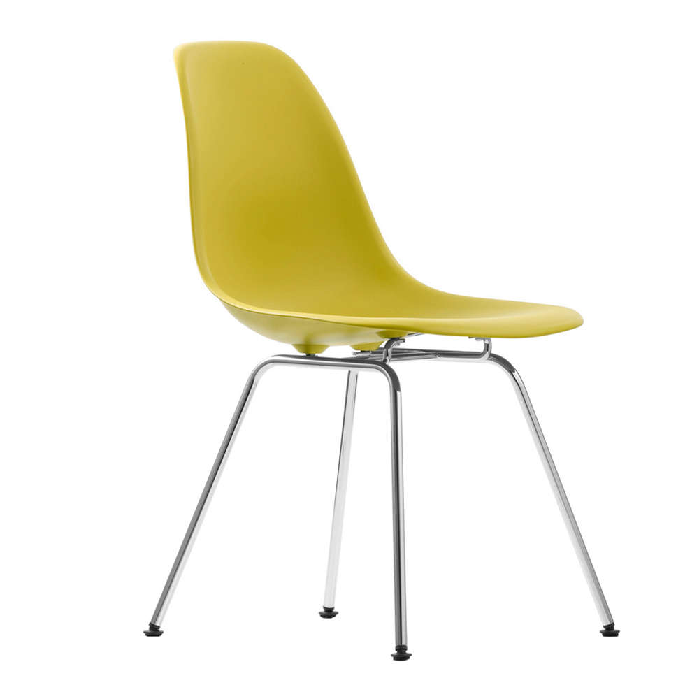 Vitra Eames Side Chair Vitra Eames Plastic Chair Dsx Chrome