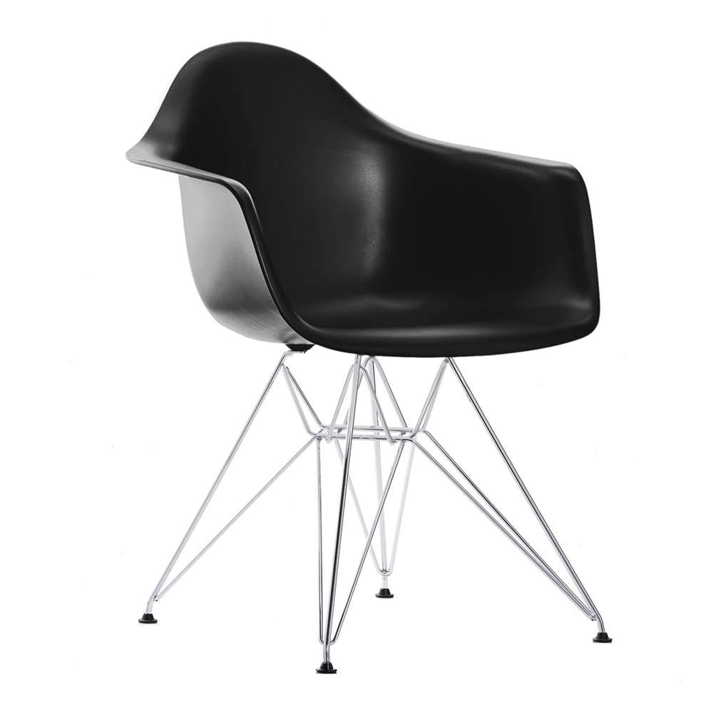 Eames Chair Dar Vitra Eames Plastic Chair Dar Chrome