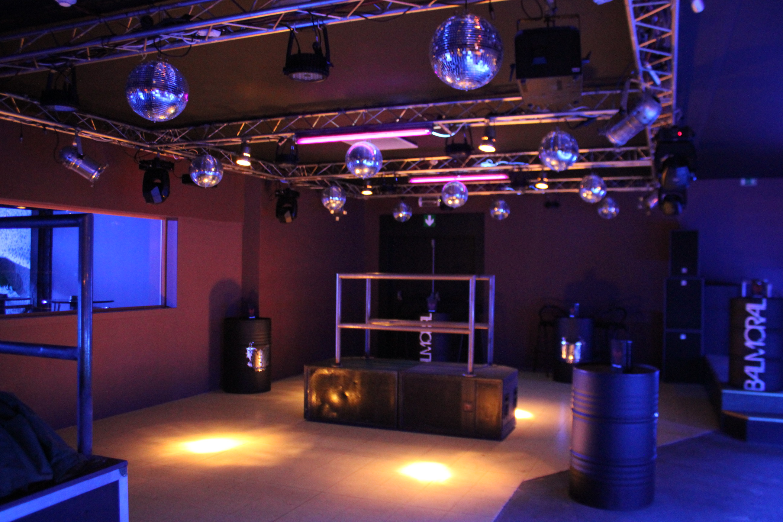 Discotheek Interieur Balmoral For The Love Of Clubbing