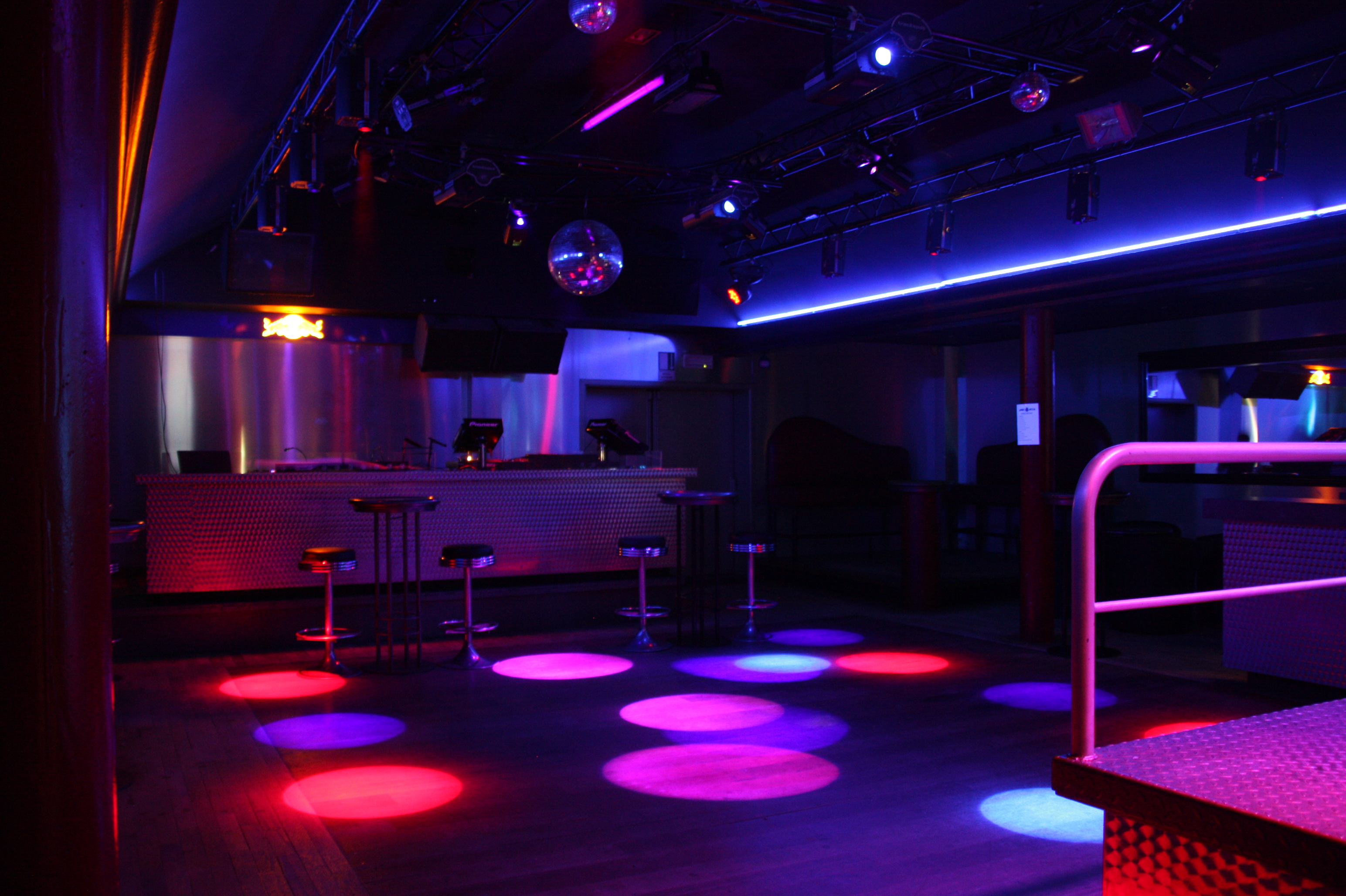 Discotheek Interieur Bbc For The Love Of Clubbing