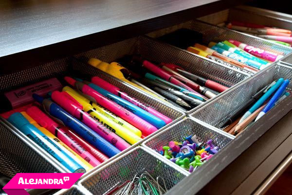 Video]: How To Organize Office Supplies In The Home Office