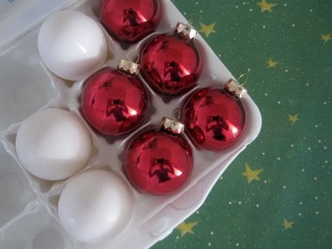 How to Creatively Store And Pack Christmas Ornaments - how to store christmas decorations