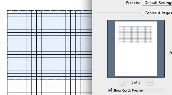 online virtual graph paper