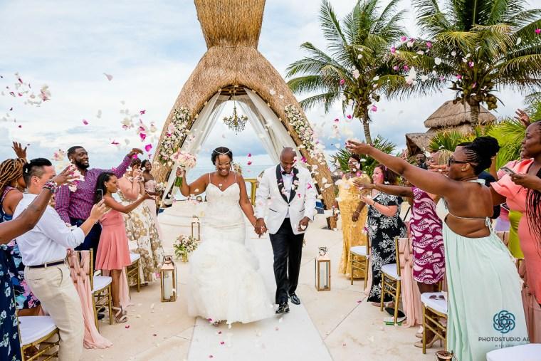 Wedding D and C Dreams Riviera Cancun   Alessandro ...