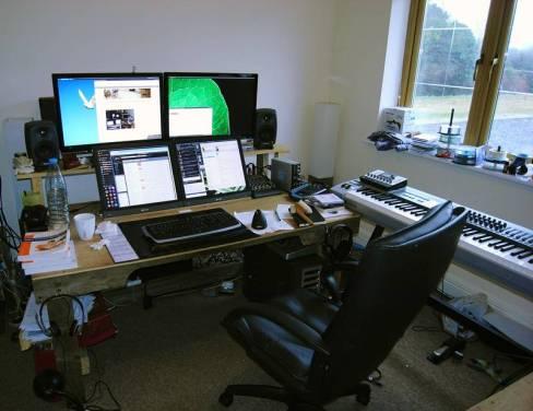 Workspace 2009