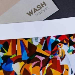 Wash Booklet Detail - 08