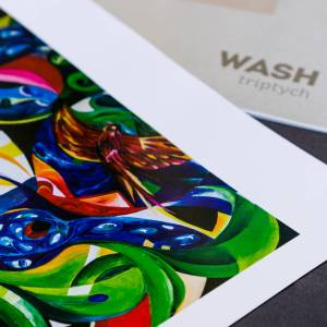 Wash Booklet Detail - 06