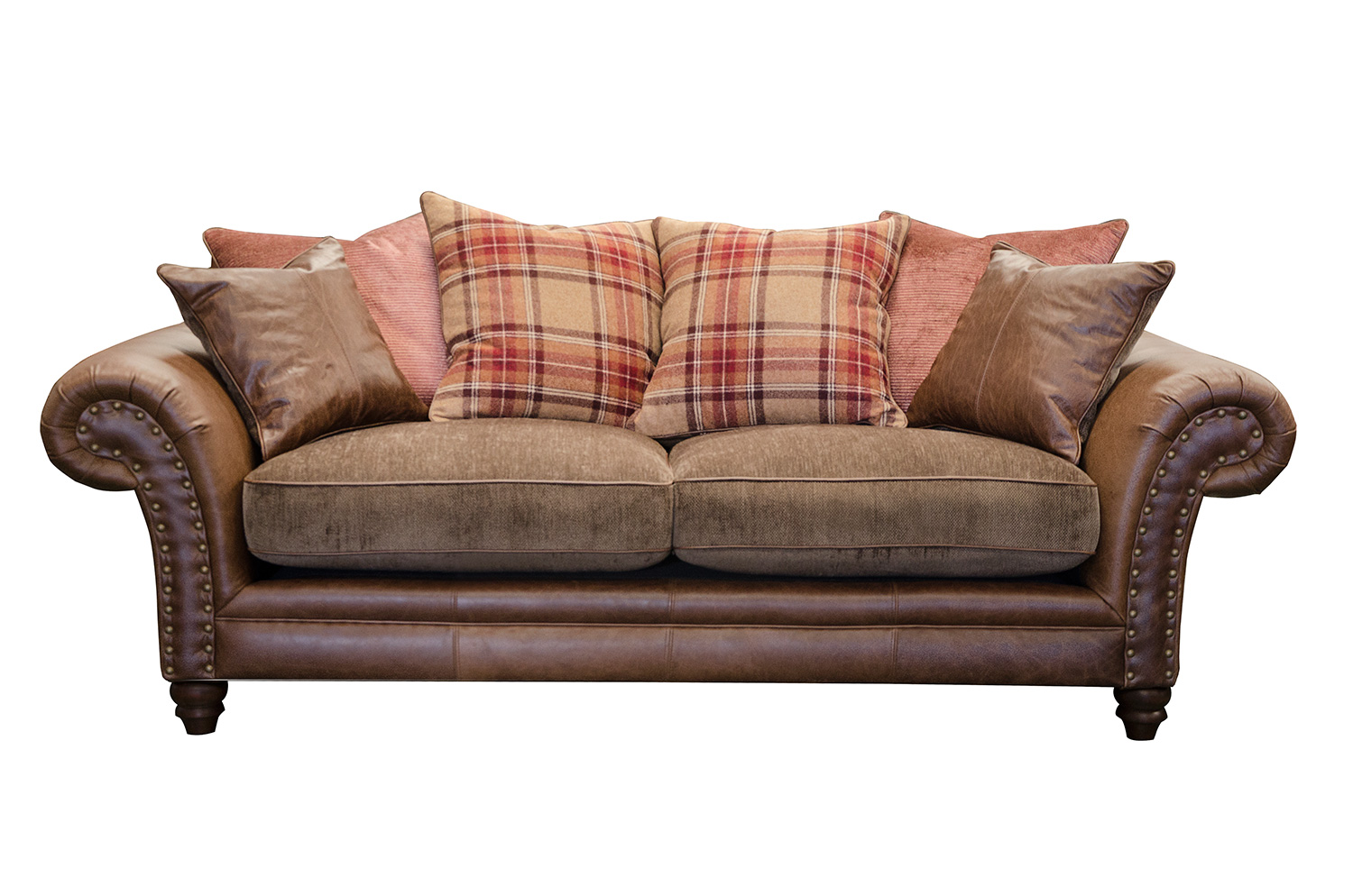 3 Sofas Hudson 3 Seater Sofa Alexander And James