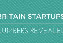 Britain startup numbers revealed
