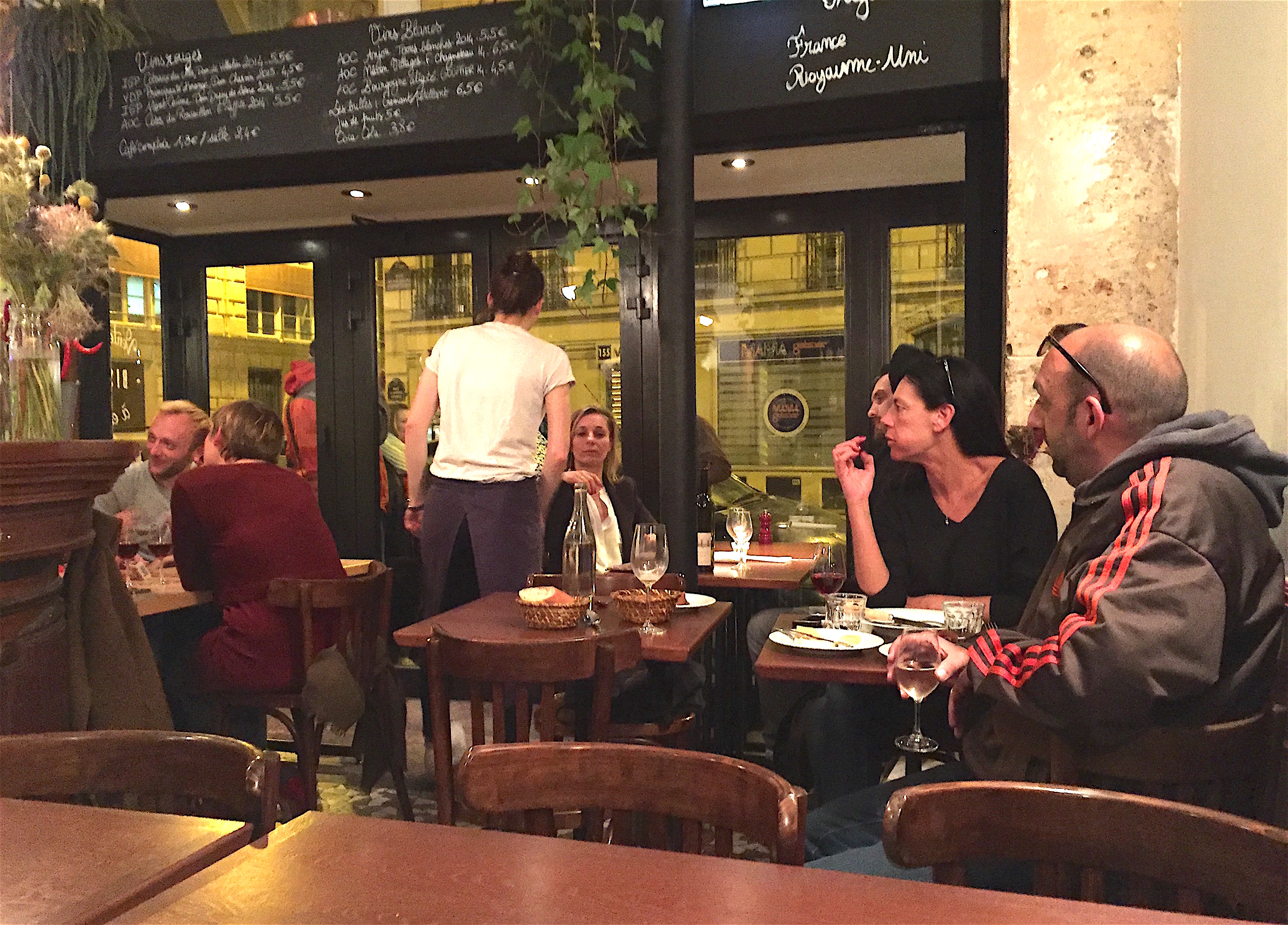 Neva Cuisine Paris Les Arlots Paris A Stunningly Good New Bistro A B Alexander